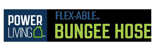 Power Living Flex-Able Bungee Hose Logo