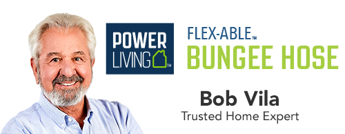 Power Living Flex-Able Bungee Hose Home link