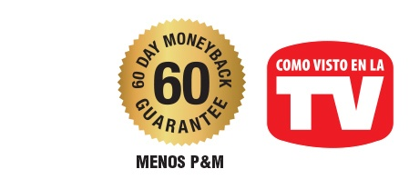 90 Day Money Back Guarantee   As Seen on TV