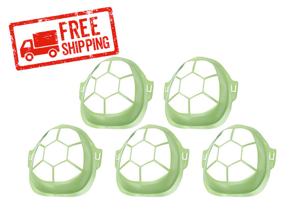 Cool Turtle 20 Pack with Free shipping stamp in corner