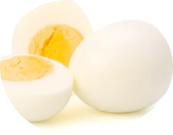 Perfectly Peeled Hard Boiled Eggs