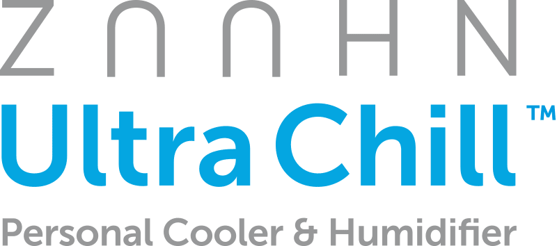 Zaahn Ultra Chill™ Personal Cooler and Humidifier