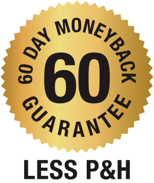 Electric Indoor Grill – 60 Day Money Back Guarantee
