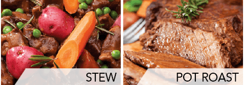 Stew & Pot Roast