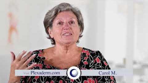 Carol's Plexaderm Testimony