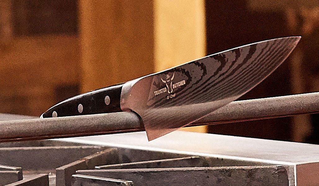 perfectly balanced blade and handle
