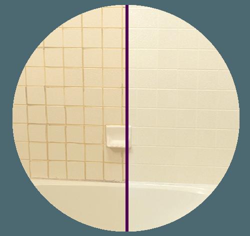 Bathroom stains