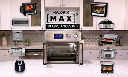10 appliances in 1