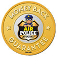 Air Police Money Back Guarantee