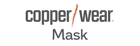 copper wear mask