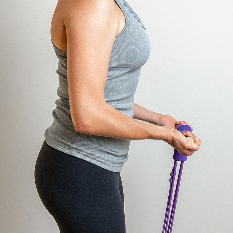 workout your back with ezcise