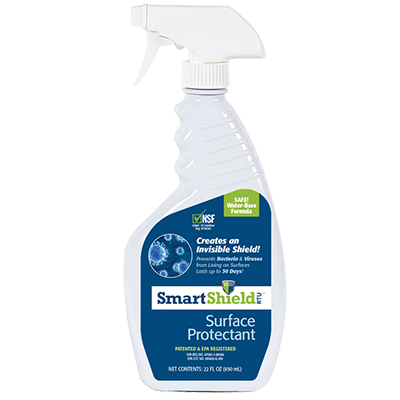Smart Shield Surface Protectant
