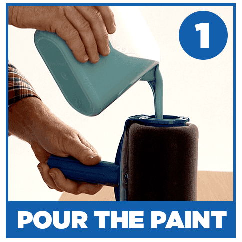 Pour the Paint