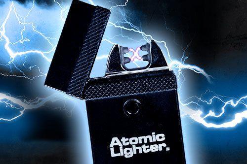 Atomic Lighter's Lightning bolt technology