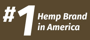 #1 Hemp Brand in America