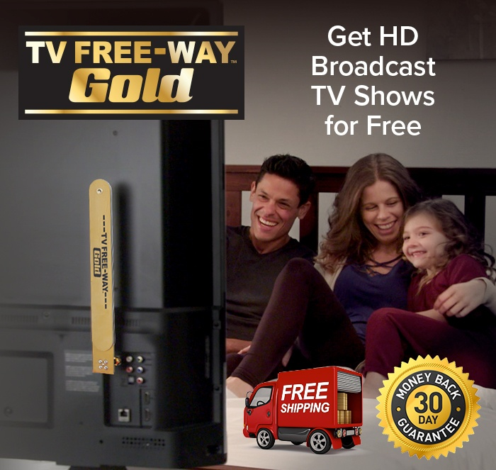 Tv Freeway Gold Official Site As Seen On Tv