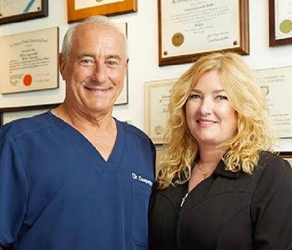 Inventors Dr. Allan Coopersmith & Nathalie Fiset