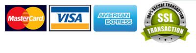 mastercard visa amex accepted