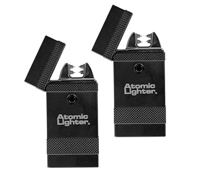 Two Atomic Lighters