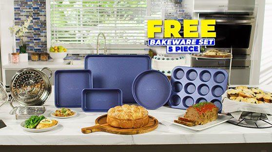 free bakeware set
