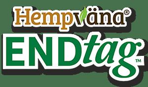 Hempvana End Tag logo