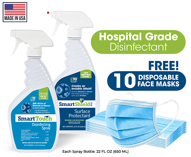 Smart 2-Step System Double Offer free gift