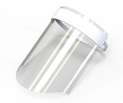 Single Fresh View Shield
