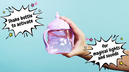 shake magic bottle