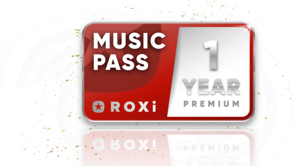 ROXi - Music Pass