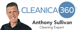 Cleanica 360 Steam Mop