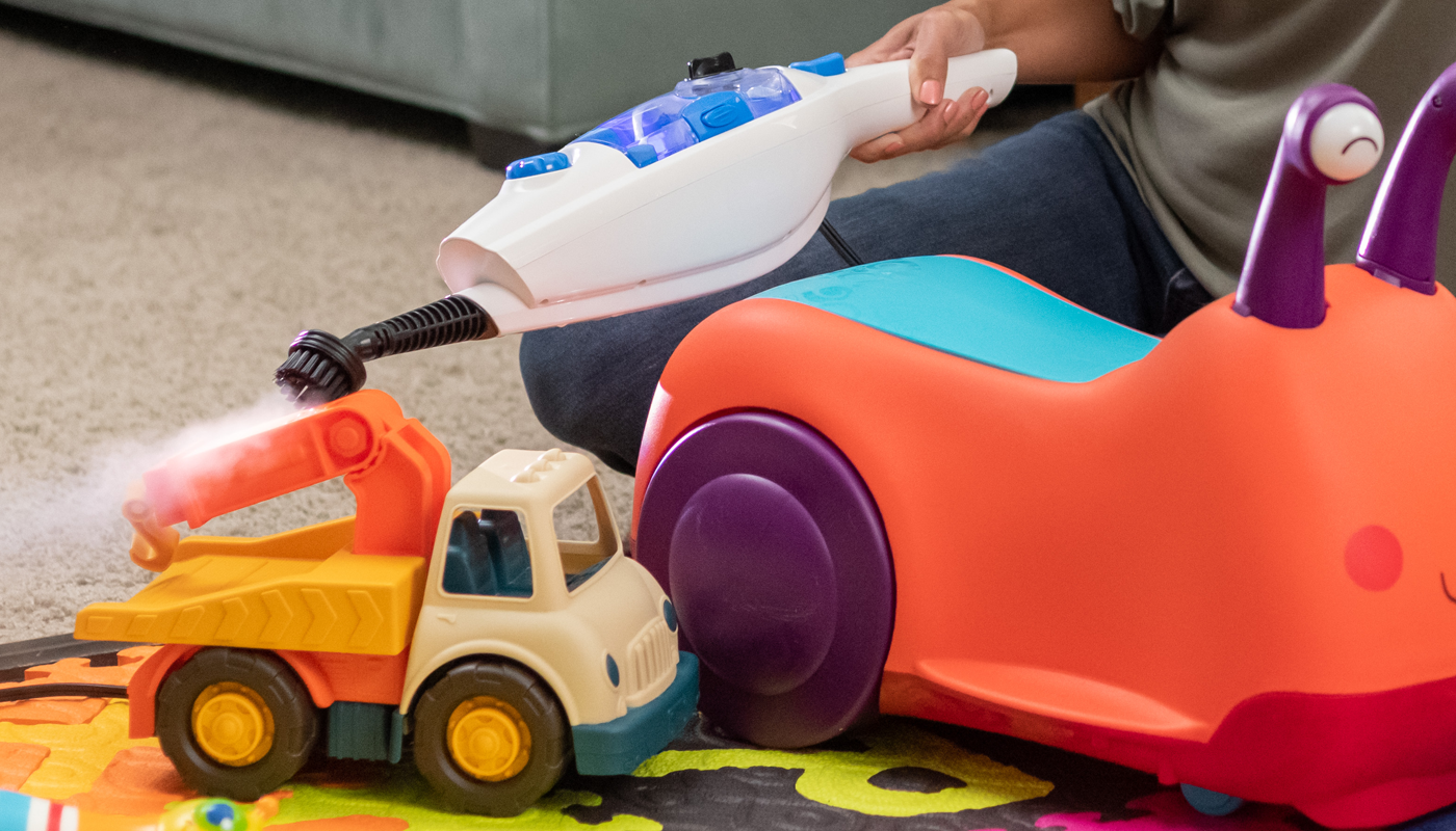cleanica cleaning toy truck