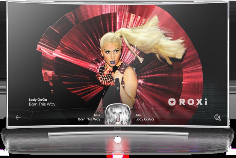 ROXi - Lady GaGa