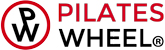 Pilates Wheel Logo