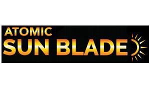 Atomic Sun Blade logo
