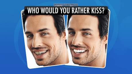What guy would you rather kiss?