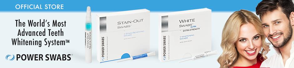 Advanced teeth whitening system
