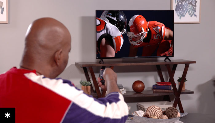 Get crystal-clear HD TV at Home