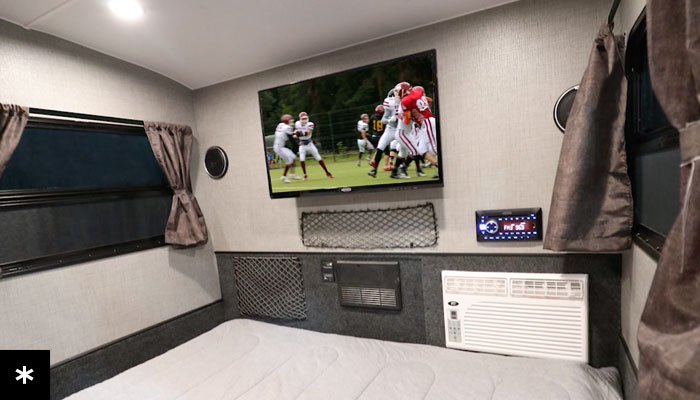 Get crystal-clear HD TV in the RV