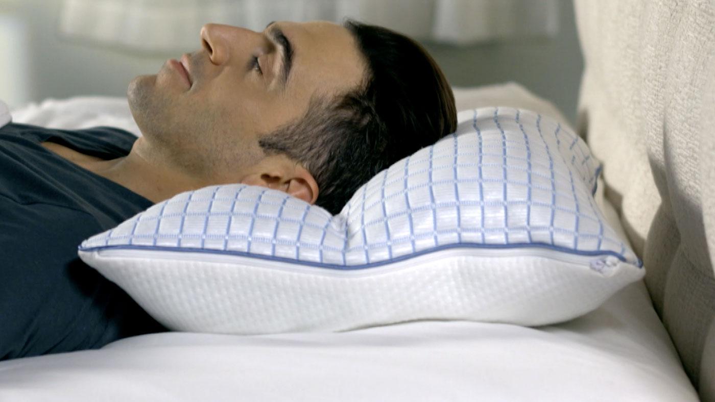medium loft pillow