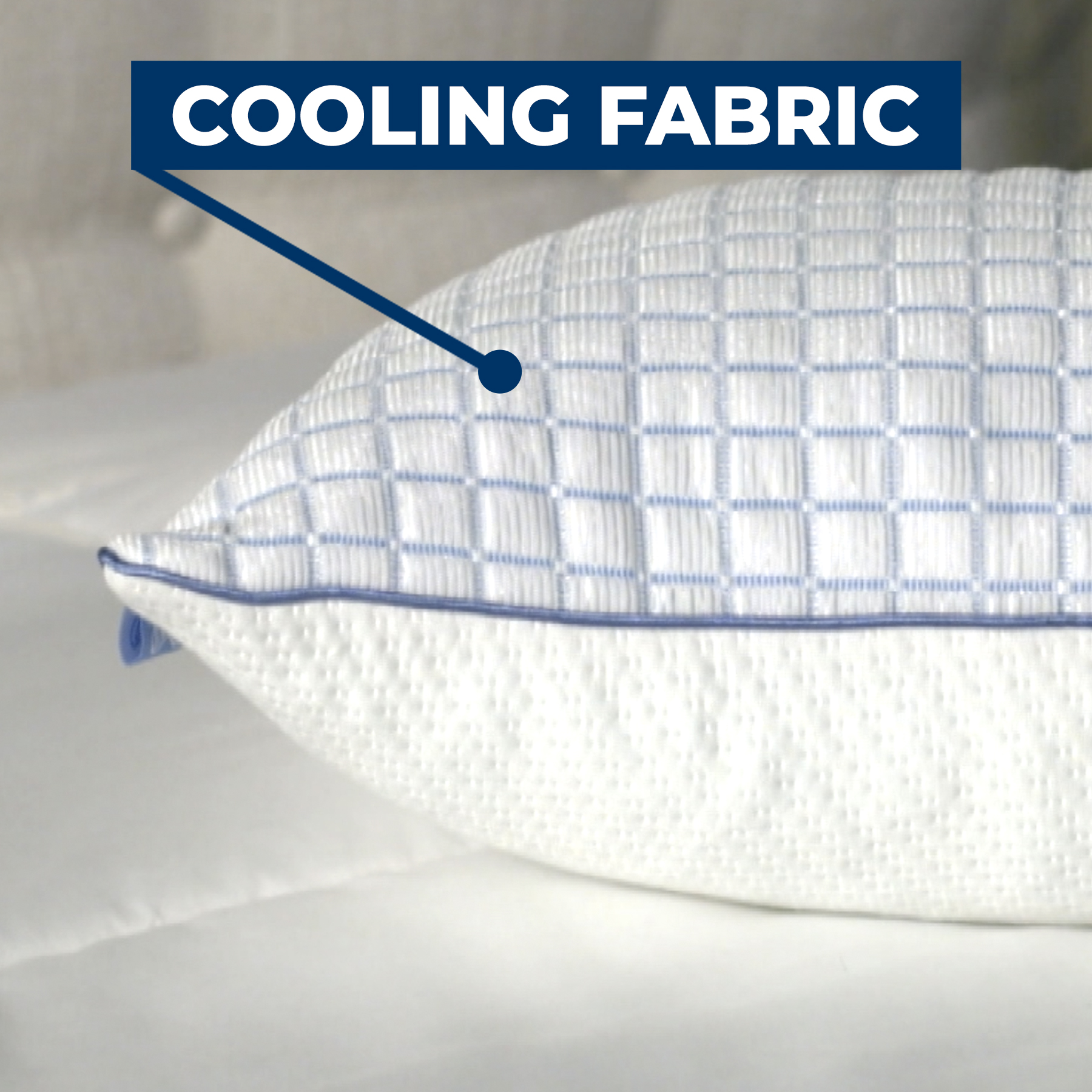 cooling side pillow