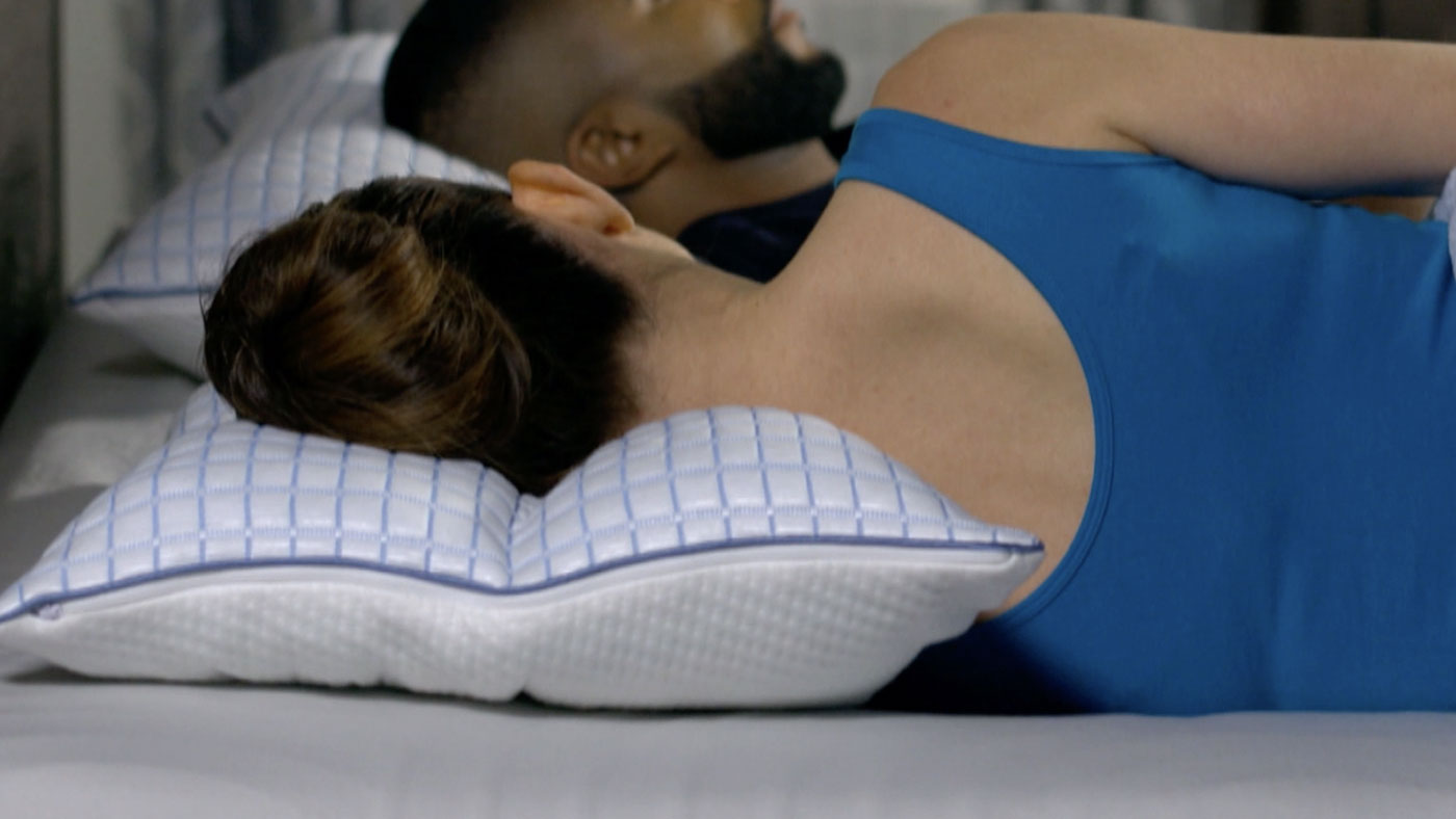 high loft pillow
