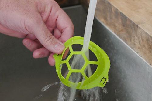 Washing Cool Turtle