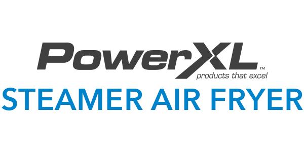 PowerXL Steamer Air Fryer Home