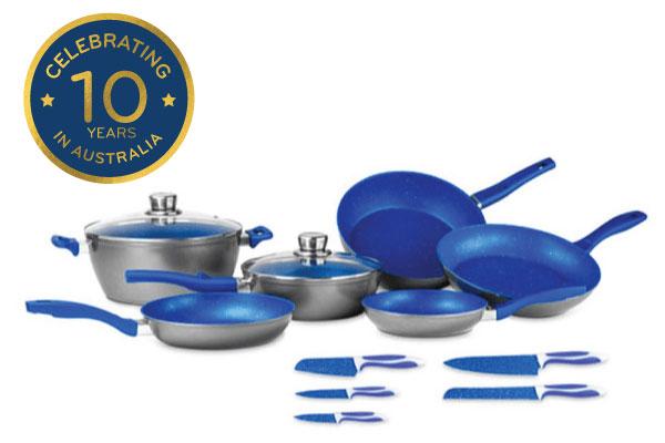 Family Set Pans