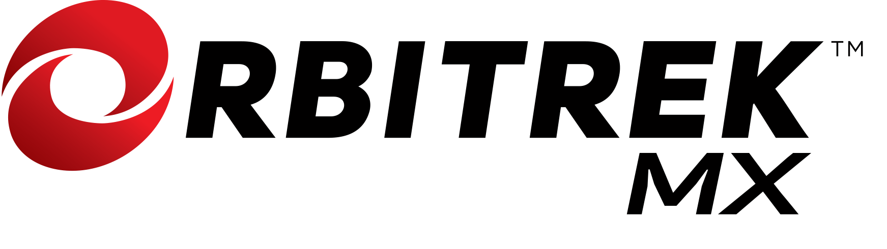 Thane Orbitrek MX Logo