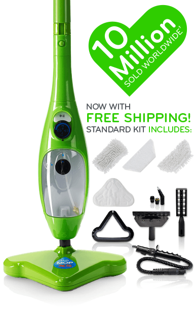 Home H2o Mop X5 Official Site Exclusive Offer Today