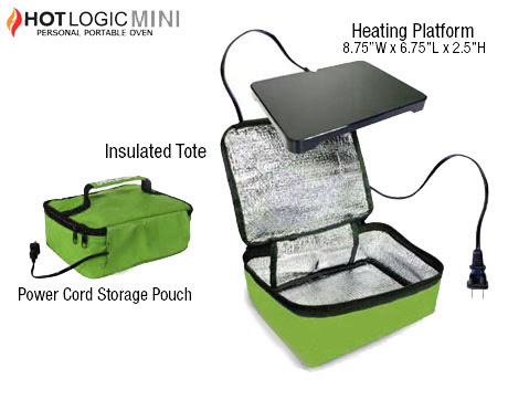 HOT LOGIC™ Mini Portable Oven