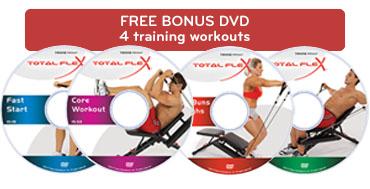 total flex home gym