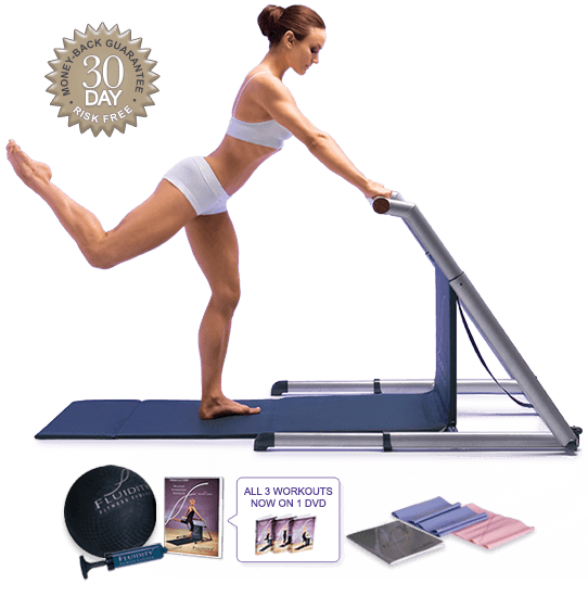 Home The Ultimate Fluidity Barre System