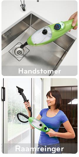 H2O X5 - Handstomer & Raamreiniger
